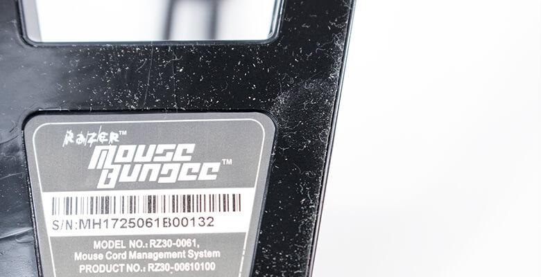 Razer Mouse-Bungee Test - Klebestreifen