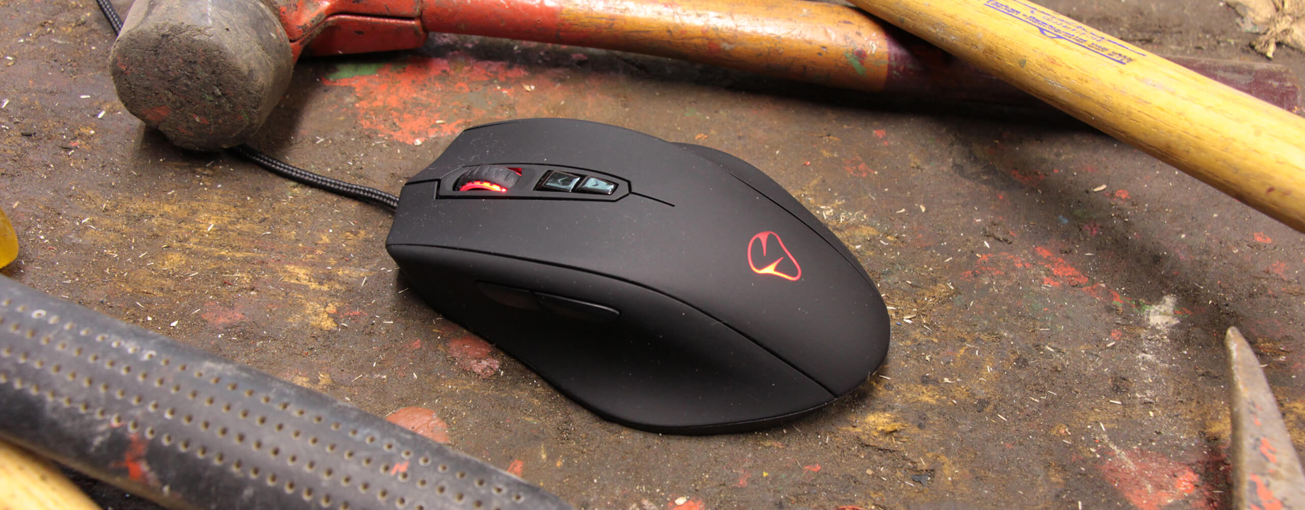 Mionix CASTOR Test - Outdoor