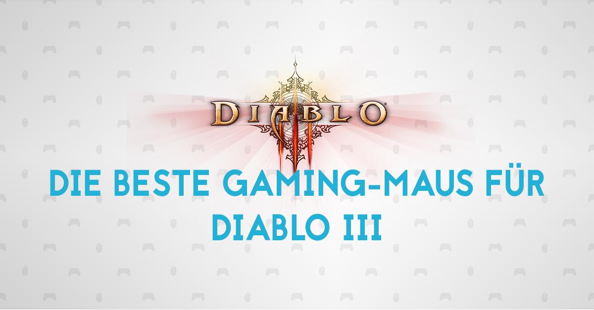 Gaming-Maus für Diablo 3