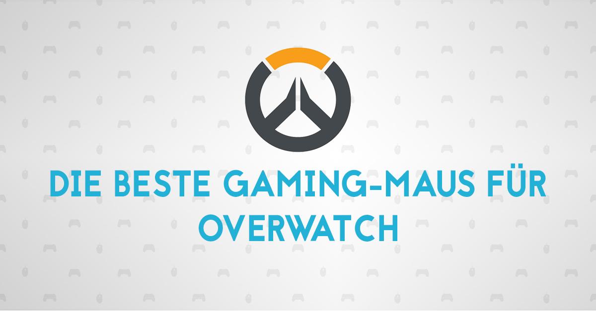 Gaming-Maus für Overwatch