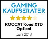 ROCCAT Kone XTD Optical - Testsiegel2