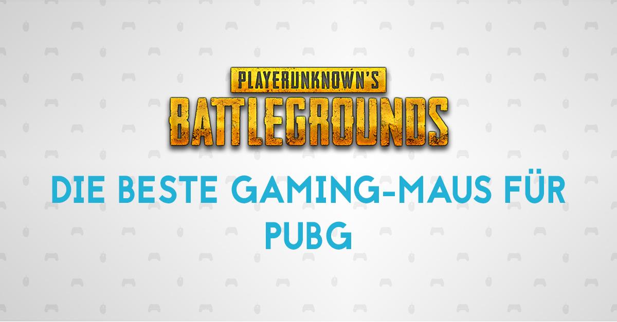 Gaming-Maus für PUBG