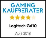 Logitech G610 - Testsiegel