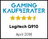 Logitech G910 - Testsiegel