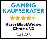 Razer BlackWidow Chroma V2 - Testsiegel