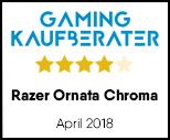 Razer Ornata Chroma - Testsiegel