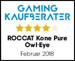 ROCCAT Kone Pure Owl-Eye - Testsiegel