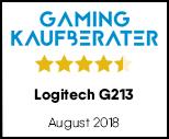 Logitech G213 Prodigy - Testsiegel