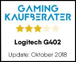 Logitech G402 - Testsiegel-Update