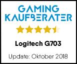 Logitech G703 - Testsiegel-Update