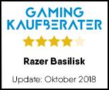 Razer Basilisk - Testsiegel-Update