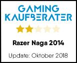 Razer Naga 2014 - Testsiegel