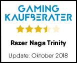 Razer Naga Trinity - Testsiegel-Update