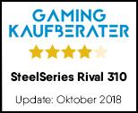 SteelSeries Rival 310 - Testsiegel-Update